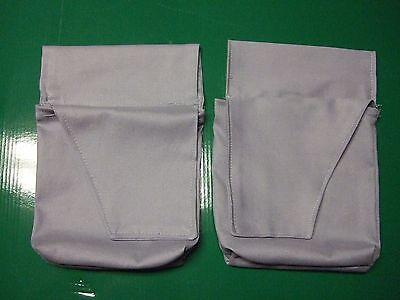 Boba Fett Star Wars Utility Pouch Mandalorian Costume One Pair](Fett Costume)