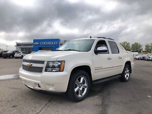 2012 Chevrolet Avalanche LTZ - ONE OWNER, LEATHER, SUNROOF