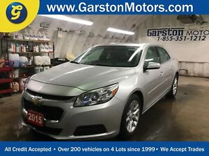 2015 Chevrolet Malibu LT*POWER SUNROOF*MY LINK PHONE CONNECT*BAC