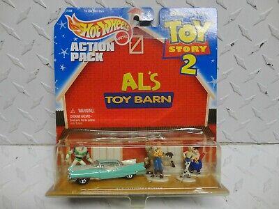 Hot Wheels Disney Pixar Toy Story 2 Action Pack Diorama