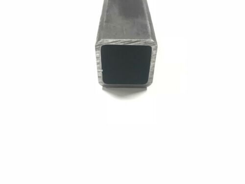 """1-1/2""""X 1-1/2"""" X 11 Gauge A500 Steel Square Tube 12"""""""