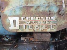 Fordson Major Tractor Ellenbrook Swan Area Preview