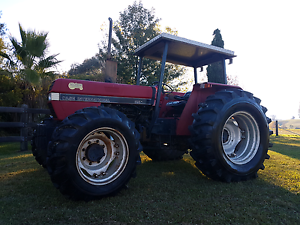 Case international 595 4x4 tractor low hrs Wodonga Wodonga Area Preview