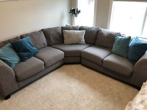 Sectional couch from Sofaland