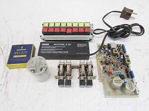 Siemens-Khunke-Uher-lot-with-recorder-parts