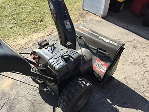 Snowblower and tiller combo  ***Located in Aylmer***