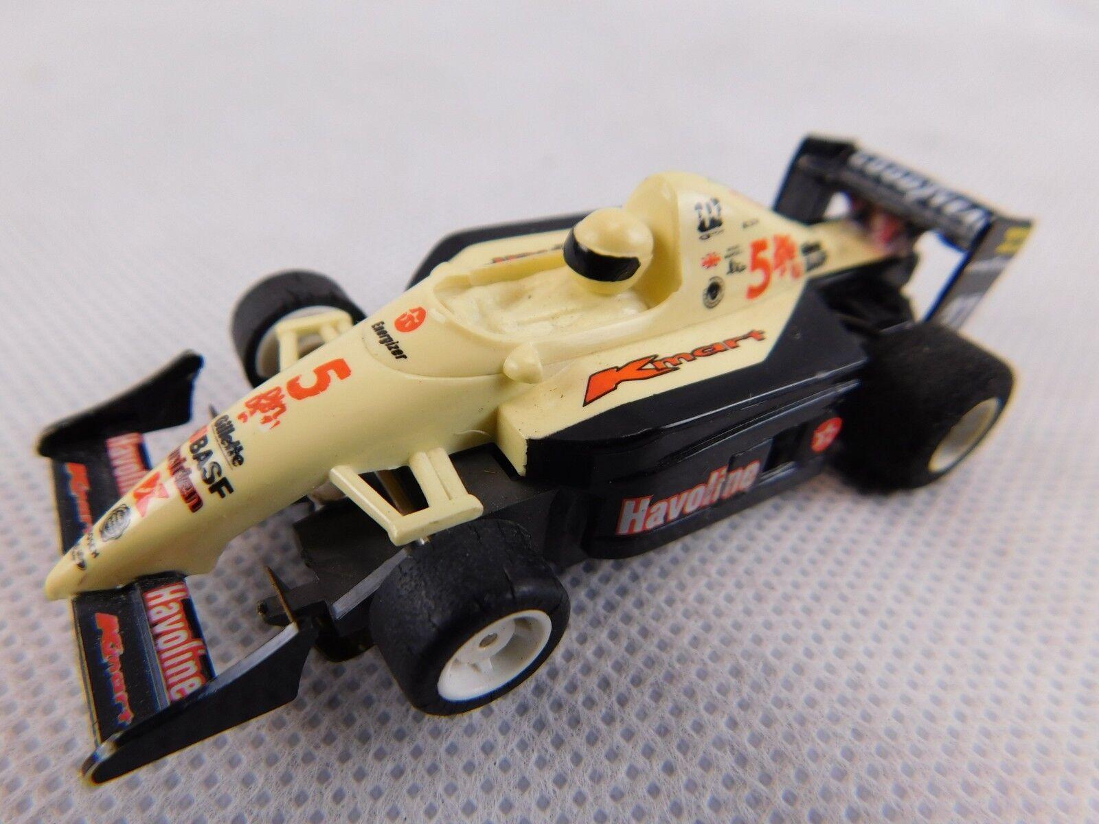 FALLER AMS / TYCO Model Rennwagen Auto PKW Slotcar Formel 1 Fahrzeug H0 1:87 #2