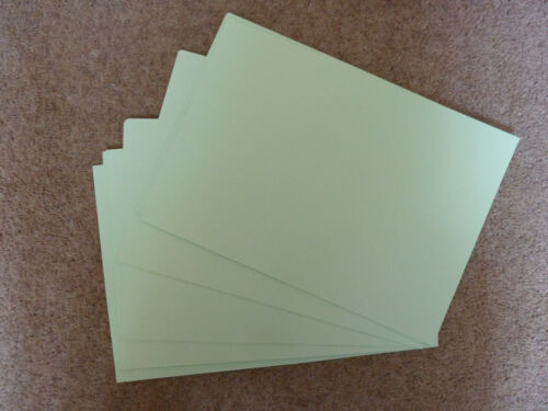 +Pack+of+50+A4+160gsm+Plain+Pastel+Green+Card+Perfect+for+Crafting+etc
