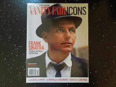 Frank Sinatra Vanity Fair Icons Conde Nast Special Collector s Ed  - $5.99