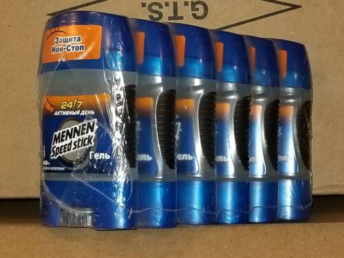 4x Mennen Speed Stick Avalanche Anti-perspirant Deodorant Ge
