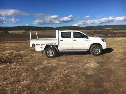 SR Hilux Clifton Toowoomba Surrounds Preview