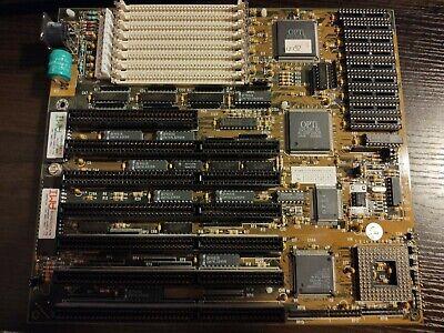 Generic 386 Mainboard, 82C391 chipset, amd DX-40