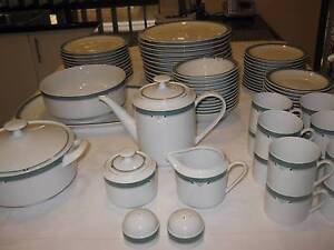 ROYAL PORCELAIN 12 PERSON DINNER SET - NEVER USED Noranda Bayswater Area Preview