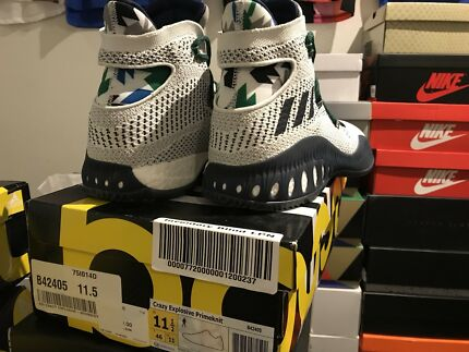 Adidas Crazy Explosive, Kobe 10, Zoom Allout Basketball Shoes Runners