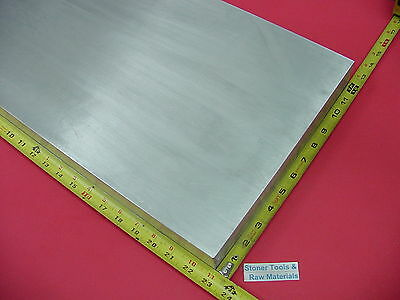 34 X 12 Aluminum 6061 Flat Bar 23 Long Solid T6511 Extruded Plate Mill Stock