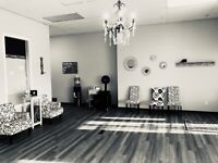 Business space available in hair salon