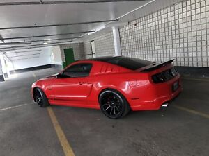 2014 Mustang GT California Special LOW KM