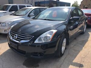 2010 Nissan Altima 2.5 S CALL 519 485 6050 CERTIFIED