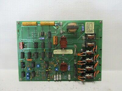 Balance Dynamics 3365648 Used Balance Controller-cmi Board 3365648