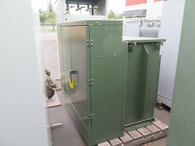 Eaton 500kva Distribution Transformer 13800 High Voltage 480y277 Low Voltage