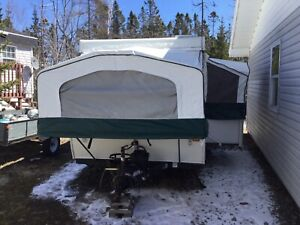 2008 Real Lite Tent Trailer
