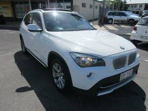 2010 BMW X1 xDRIVE 23d TURBO DIESEL Automatic SUV Westcourt Cairns City Preview