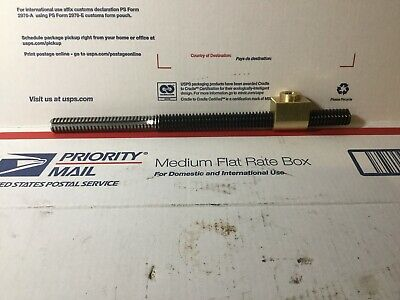 10l Heavy Ten South Bend Lathe Crossfeed Leadscrew With Taper Att. Repair Kit