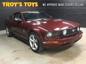2008 Ford Mustang V6 - **Low KMs - MUST SEE**