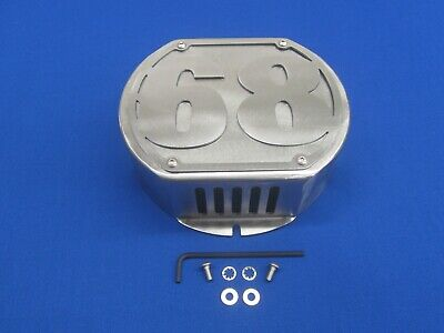 Sa-200 Heavy Duty 12 Ga Steel Exciter Cover Fits Lincoln Sa 200 1968 Redface