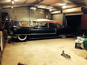 1955 Cadillac Other Sedan Rosevale Ipswich South Preview