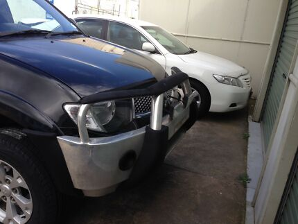 2009 Mitsubishi Triton Ute