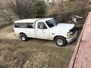 1992 f150 4.9L