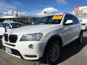 2011 BMW X3 diesel auto AWD new shape SUV North Hobart Hobart City Preview