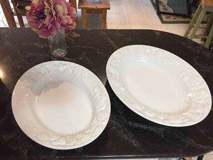 Italian Ceramic Platters
