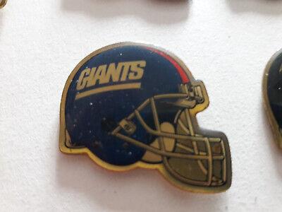 NFL Pin Helm New York Giants