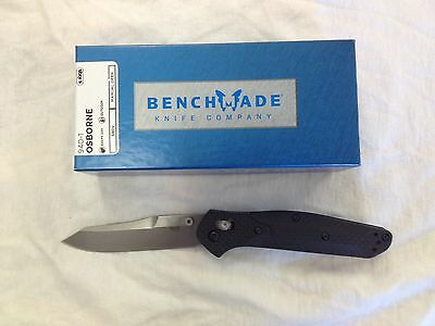 New Benchmade 940 1 Osborne Cpm S90v Reverse Tanto Blade Carbon Fiber Handle