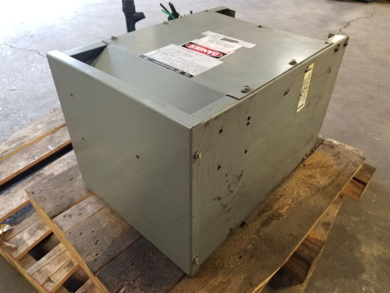 Square D 15T3H 15kVA Sorgel Three Phase Insulated Transformer