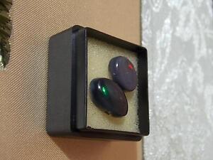 2 Polished 'Solid' Australian Opals Armidale Armidale City Preview