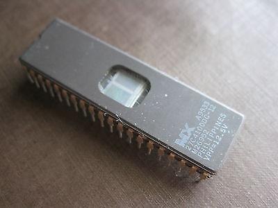 10 X Mx 27c4100 Uv Eprom 27c4100dc 4m Dip40 10 Pcs Usa Seller