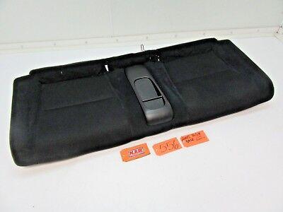 05 ACURA RSX S REAR BACK SEAT CUSHION BASE BOTTOM BLACK CLOTH OE CAR 02 04 03 06