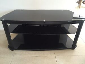 Glass Tv Unit Canley Heights Fairfield Area Preview