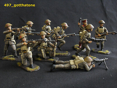 A.I.P/ A Call to arms 1/32 pro- painted British infantry WW1