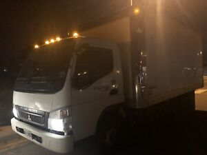 Mitsubishi fuso fe180 trade for pickup