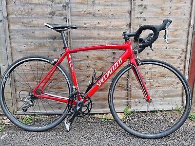 Specialized Allez Road Racing Bike 54cm Men's Red Shimano 105