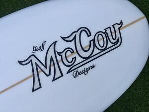 New / Unused McCoy 9'2 XF Longboard Surfboard. Sylvania Sutherland Area Preview