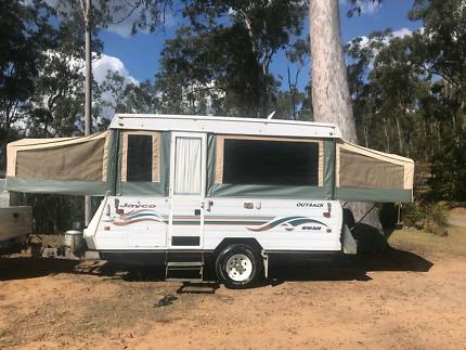 Jayco Swan Outback Campervan 2000