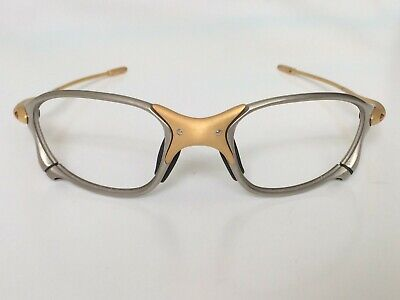 Oakley XX X-Metal 24K Frame, Serialized By XG...A (Frame Only) 100% Original