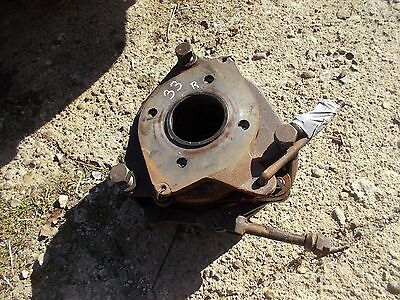 Massey Harris 33 Tractor Right Brake Assembly Disk Disks Holder Bracket