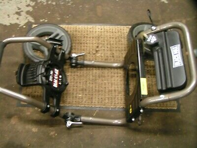 Black Max 5.5hp 2700psi Pressure Washer Frame Assy - Modelbm80919 - Used Frame