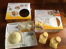 Medela Swing Maxi Breast Pump - purchased in Oct 2015 EUC Camberwell Boroondara Area Preview